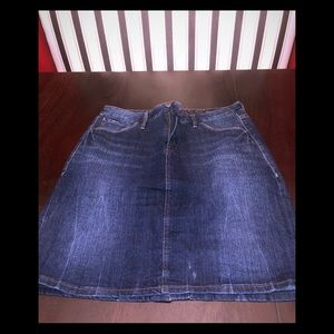 JAG JEANS DENIM SKIRT